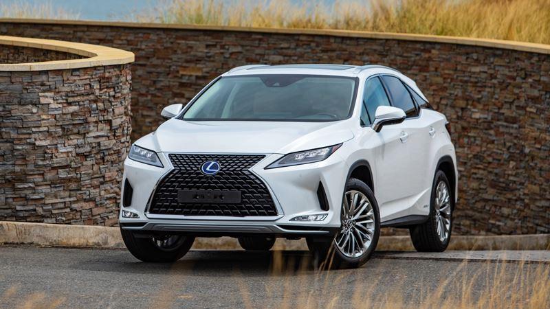 Bảng giá xe Lexus 2021 - Ảnh 5