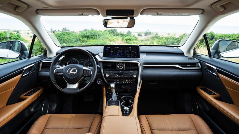 Chi tiết thông số và trang bị xe Lexus RX 300 2020 mới tại Việt Nam - Ảnh 4