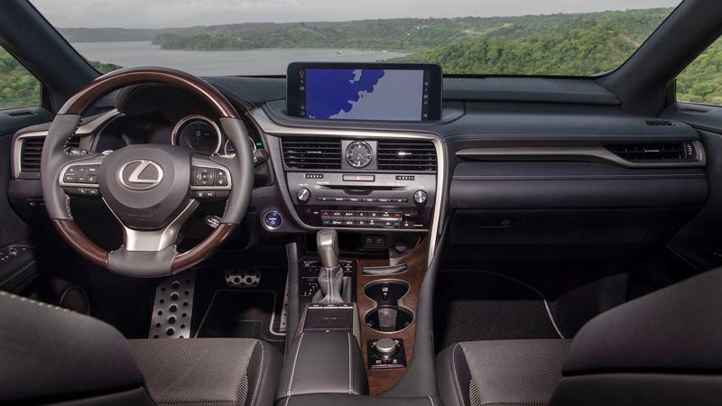 Giá bán xe Lexus RX 2020 mới nâng cấp tại Việt Nam từ 3,18 tỷ đồng - Ảnh 4