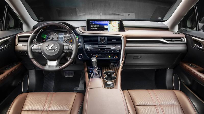 Kết quả hình ảnh cho Lexus RX450H 2019