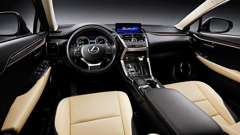 Đánh giá xe Lexus NX 2018 - Hình 2