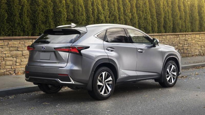 Đánh giá xe Lexus NX 2018 bản dạng mới - Ảnh 3