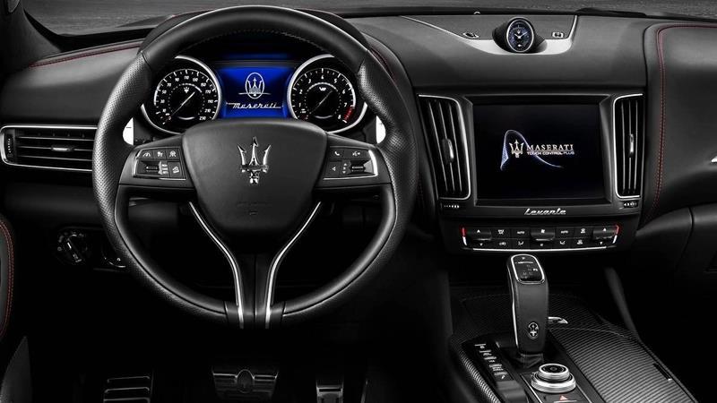 Maserati Levante Trofeo 2020 có giá bán 14 tỷ đồng tại Việt Nam - Ảnh 7