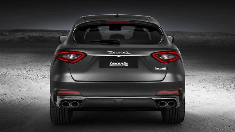 Maserati Levante Trofeo 2020 có giá bán 14 tỷ đồng tại Việt Nam - Ảnh 3