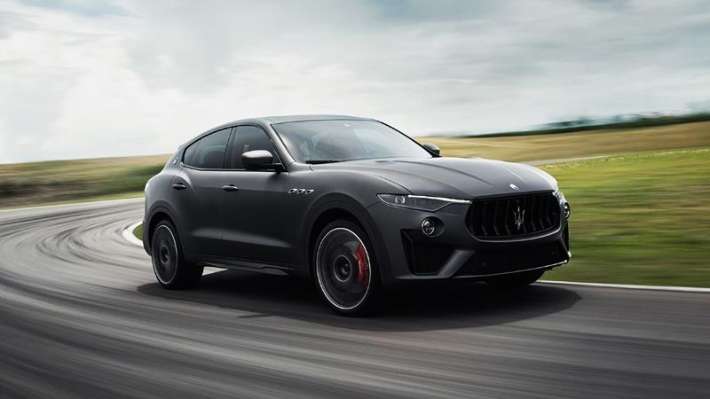 Maserati Levante Trofeo 2020 có giá bán 14 tỷ đồng tại Việt Nam - Ảnh 1
