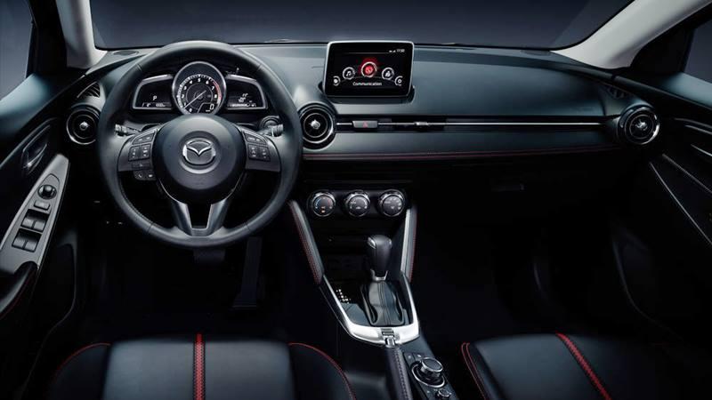 Mazda 2 bản nâng cấp sắp ra mắt Việt Nam, đối đầu Yaris và Honda Jazz - Hình 2