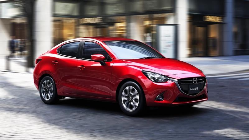 Mazda 2 2019 nhập khẩu bắt đầu nhận đặt cọc với giá từ 509 triệu đồng - Hình 1