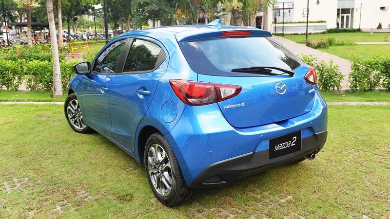 Chi tiết xe Mazda 2 Hatchback 2019 tại Việt Nam - Ảnh 6