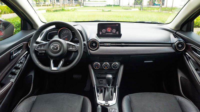 Thông số kỹ thuật và trang bị xe Mazda 2 2019 mới tại Việt Nam - Ảnh 5