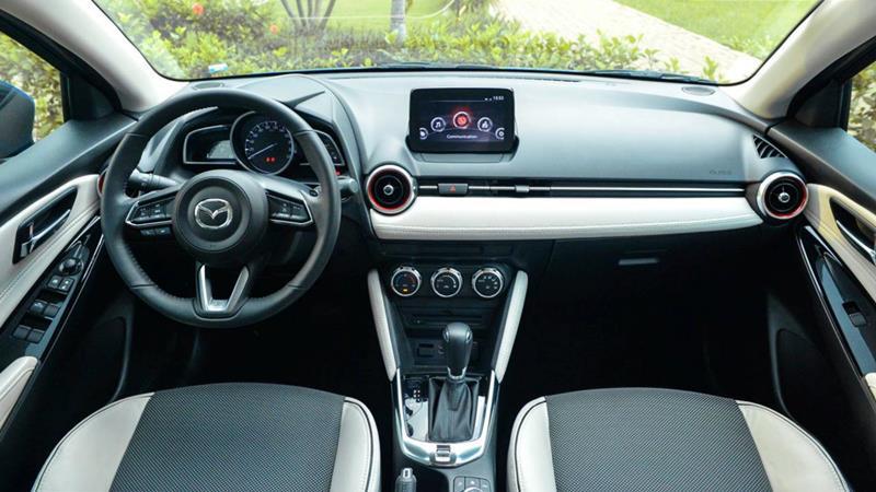 Thông số kỹ thuật và trang bị xe Mazda 2 2019 mới tại Việt Nam - Ảnh 4