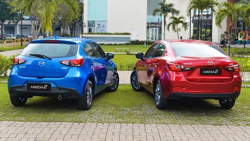 Thông số kỹ thuật và trang bị xe Mazda 2 2019 mới tại Việt Nam - Ảnh 2