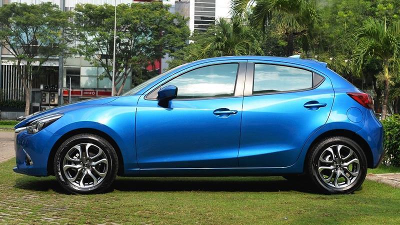 Chi tiết xe Mazda 2 Hatchback 2019 tại Việt Nam - Ảnh 2