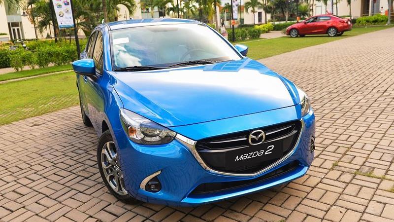 Chi tiết xe Mazda 2 Hatchback 2019 tại Việt Nam - Ảnh 1