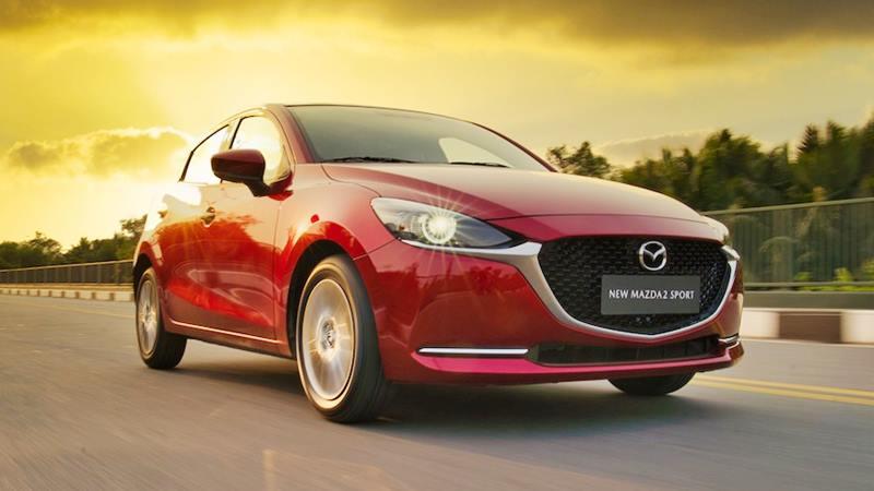 Giá bán xe Mazda 2 2020 mới nâng cấp tại Việt Nam từ 509 triệu đồng - Ảnh 2
