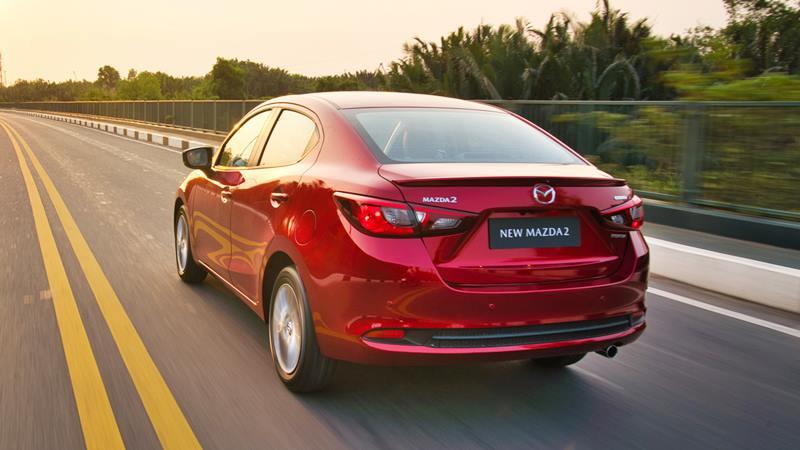 Giá bán xe Mazda 2 2020 mới nâng cấp tại Việt Nam từ 509 triệu đồng - Ảnh 5