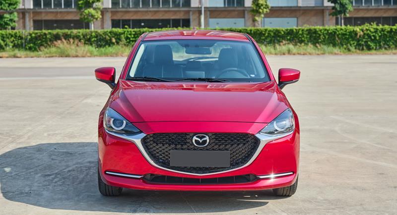 Thông số kỹ thuật và trang bị xe sedan Mazda 2 2020 mới tại Việt Nam - Ảnh 4
