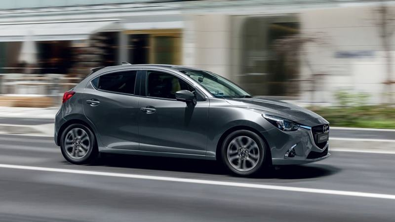 Giá bán xe Mazda 2 Hatchback 2019 nhập Thái từ 589 triệu đồng - Ảnh 1