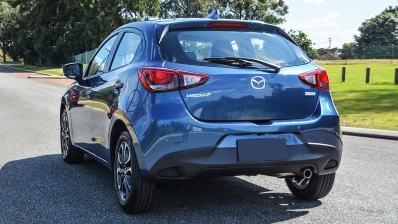 Giá bán xe Mazda 2 Hatchback 2019 nhập Thái từ 589 triệu đồng - Ảnh 3