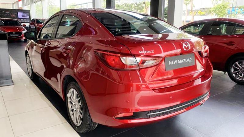 So sánh xe Mazda 2 2020 và Honda City ở tầm giá 600 triệu đồng - Ảnh 5