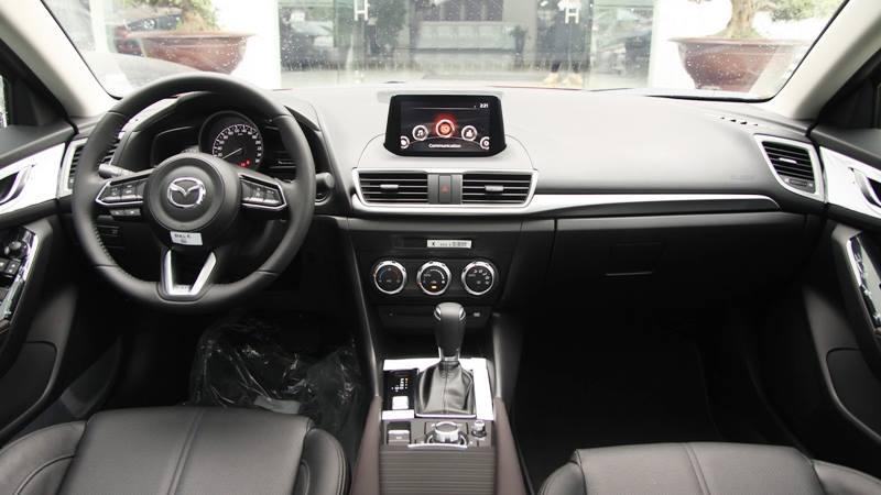 So sánh xe Mazda 3 và Toyota Vios G 2018-2019 mới - Ảnh 8