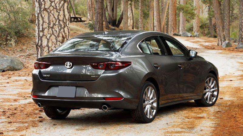 Hình ảnh chi tiết xe Mazda 3 2019 hoàn toàn mới - Ảnh 6