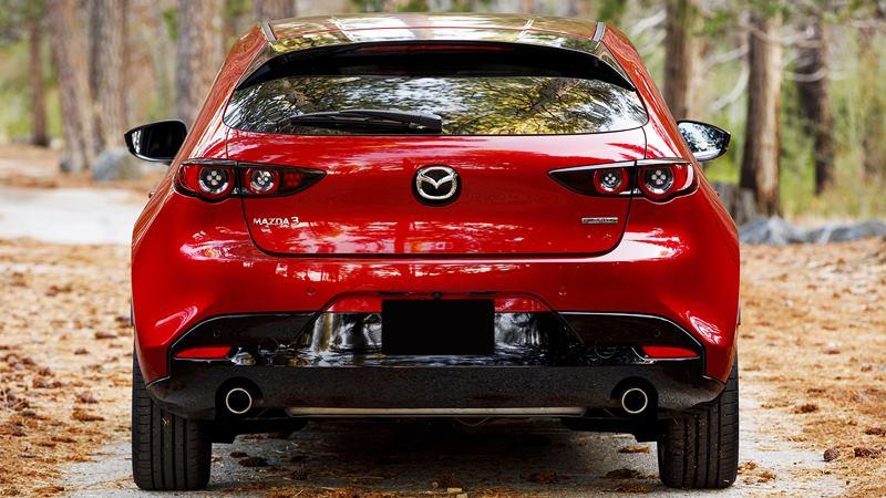 Hình ảnh chi tiết xe Mazda 3 2019 hoàn toàn mới - Ảnh 5