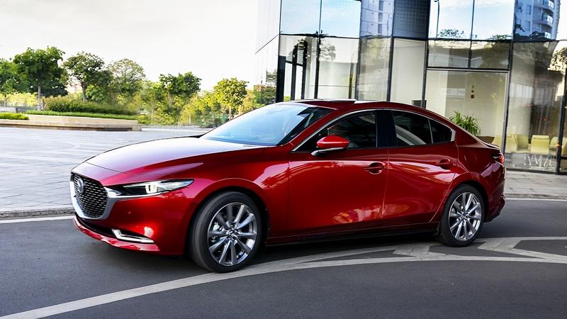 So sánh Mazda 3 2020 bản full cao cấp với các đối thủ cạnh tranh - Ảnh 4