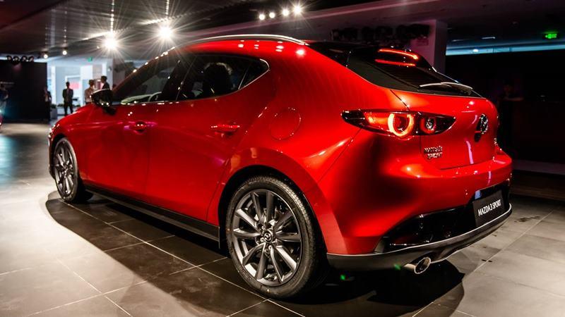 Những thay đổi mới trên Mazda 3 2020 thế hệ mới bán tại Việt Nam - Ảnh 3