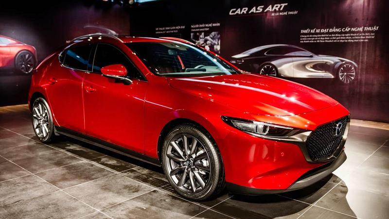 Những thay đổi mới trên Mazda 3 2020 thế hệ mới bán tại Việt Nam - Ảnh 2