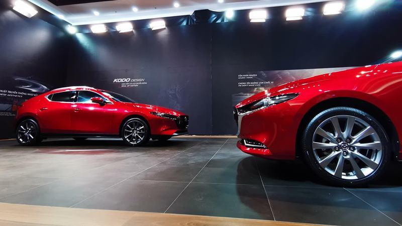 Mazda 3 2020 chính thức bán tại Việt Nam, giá từ 719 triệu đồng - Ảnh 5
