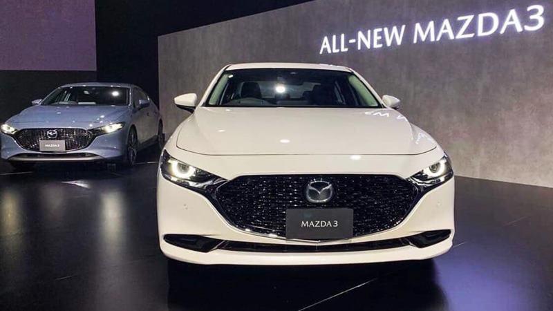 Mazda 3 2020 chính thức bán tại Việt Nam, giá từ 719 triệu đồng - Ảnh 1