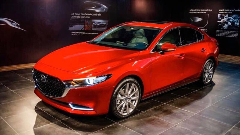 So sánh Mazda 3 2020 bản full cao cấp với các đối thủ cạnh tranh - Ảnh 2