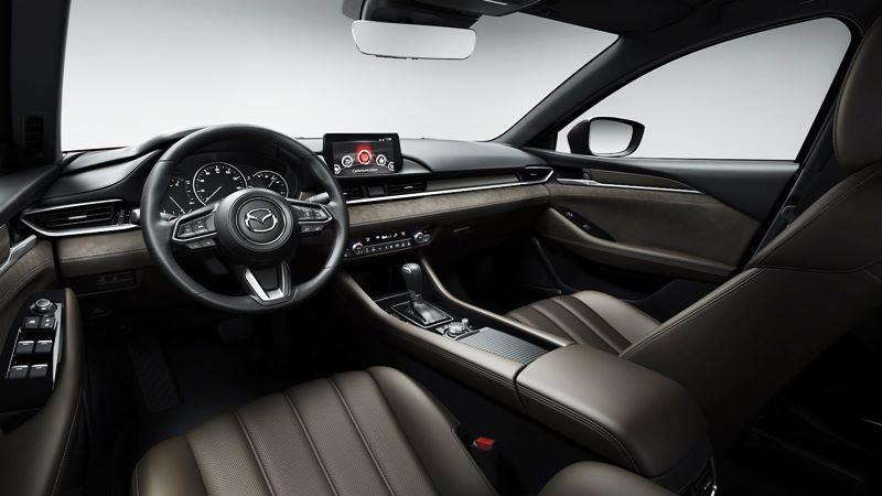 Mazda 6 2018 mới - máy tăng áp, thúc đẩy kiến thiết và trang thiết bị - Ảnh 4