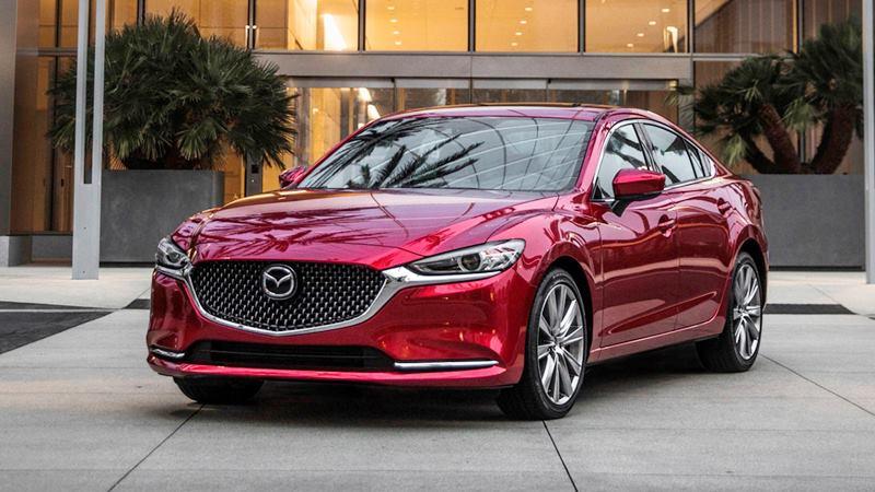 So sánh giá xe sedan 1 tỷ - Camry, LUX A2.0, Mazda6, Accord - Ảnh 4