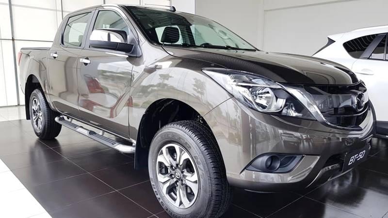 Thông số kỹ thuật và trang bị xe Mazda BT-50 2018-2019 tại Việt Nam - Ảnh 2