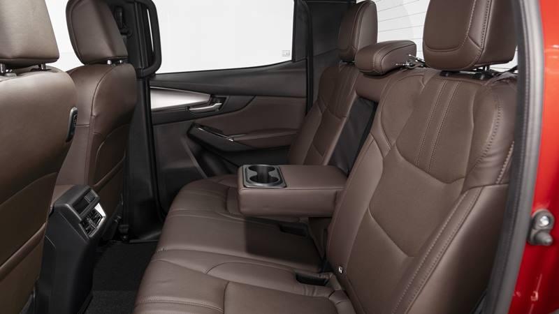 Giá bán xe Mazda BT-50 2021 tại Việt Nam từ 659 triệu đồng - Ảnh 8