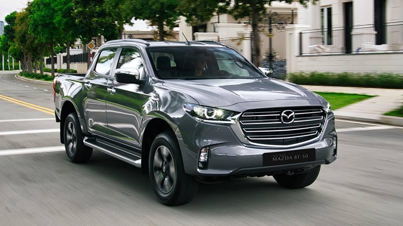 Giá bán xe Mazda BT-50 2021 tại Việt Nam từ 659 triệu đồng - Ảnh 9