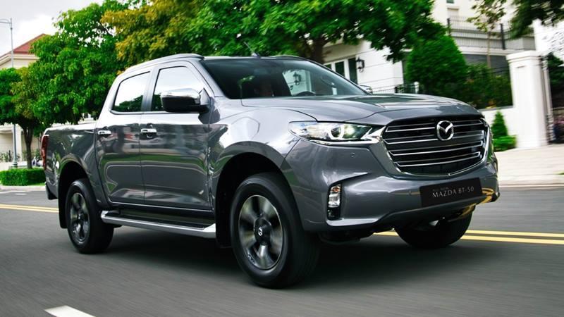 Giá bán xe Mazda BT-50 2021 tại Việt Nam từ 659 triệu đồng - Ảnh 2