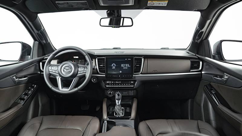 Giá bán xe Mazda BT-50 2021 tại Việt Nam từ 659 triệu đồng - Ảnh 6
