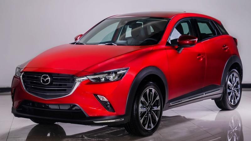 Giá bán xe Mazda CX-3 2021 tại Việt Nam từ 629 triệu đồng - Ảnh 2