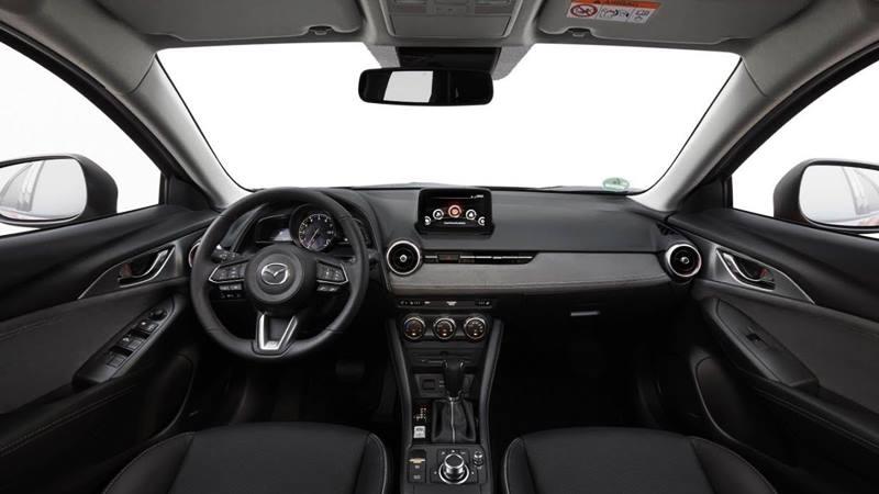 Giá bán xe Mazda CX-3 2021 tại Việt Nam từ 629 triệu đồng - Ảnh 4