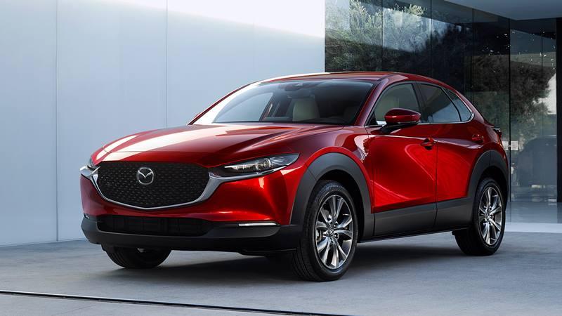 Mua xe đuôi ngắn Mazda Hatchback thời trang - Ảnh 4