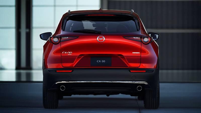 Thông số kỹ thuật và trang bị xe Mazda CX-30 2021 tại Việt Nam - Ảnh 3