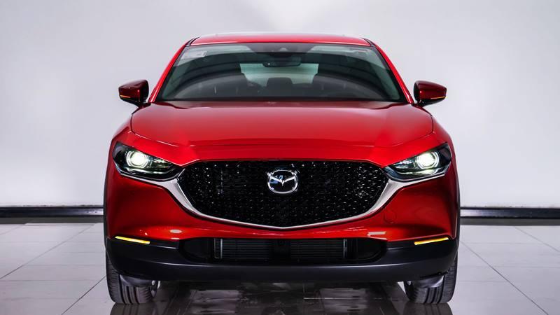 Thông số kỹ thuật và trang bị xe Mazda CX-30 2021 tại Việt Nam - Ảnh 2