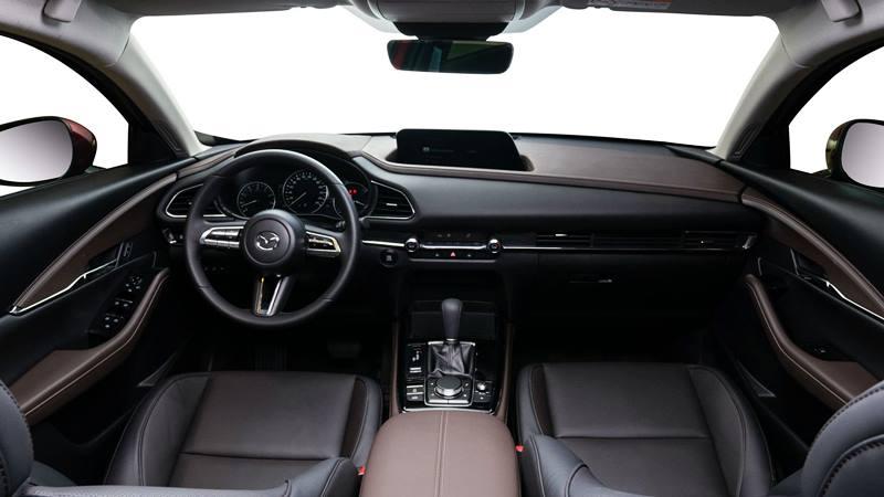 Thông số kỹ thuật và trang bị xe Mazda CX-30 2021 tại Việt Nam - Ảnh 4