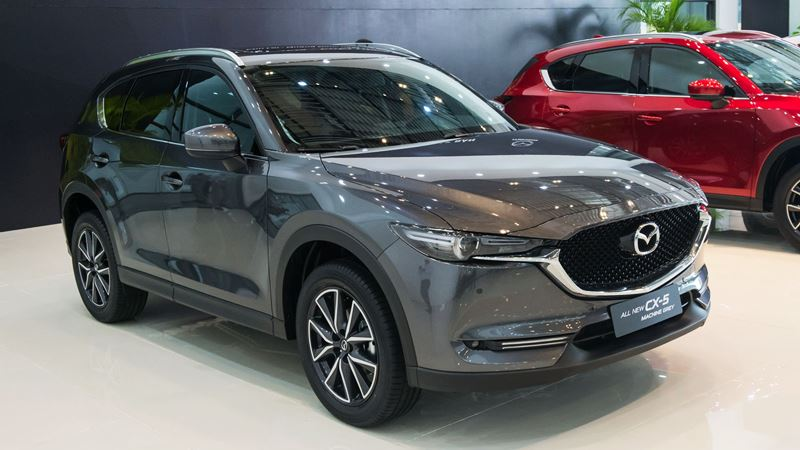 Sau Nhật Bản, Mazda đã giới thiệu chiếc CX-5 năm 2019 tại Triển lãm ô tô Seattle - Hình 1
