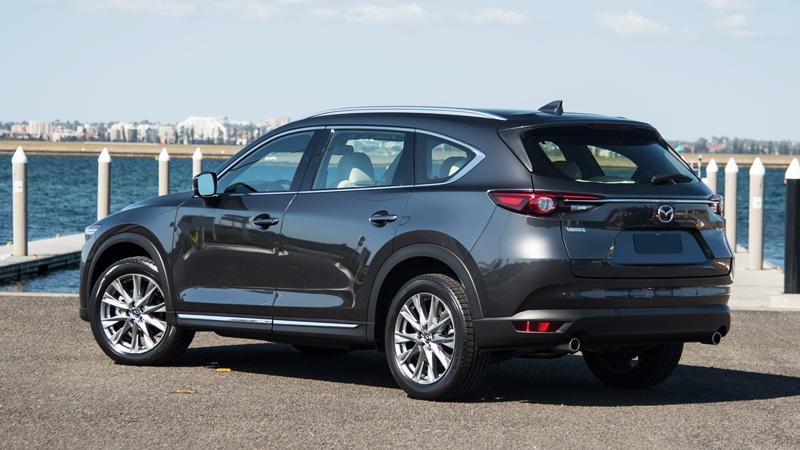 Chi tiết bản tiêu chuẩn Mazda CX-8 Deluxe 2020 giá mềm tại Việt Nam - Ảnh 3