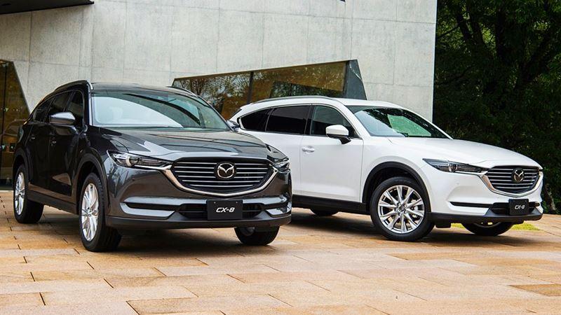 Xe 7 chỗ Mazda CX-8 2019 lắp ráp trong nước, cạnh tranh Honda CR-V - Ảnh 1