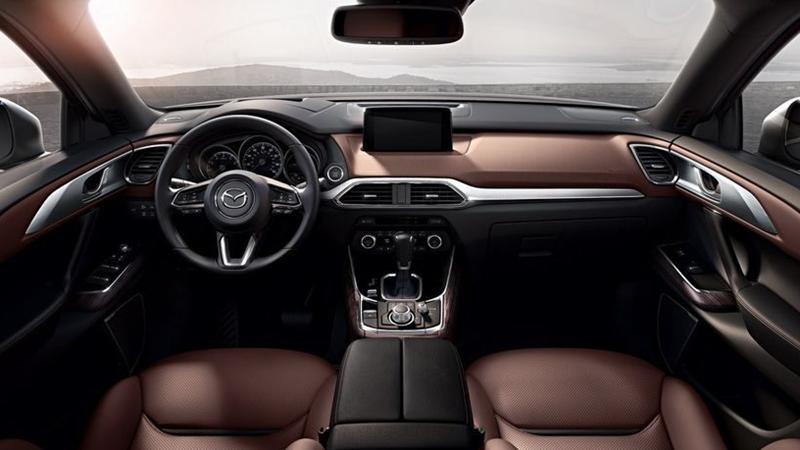 Xe 7 chỗ Mazda CX-8 2019 lắp ráp trong nước, cạnh tranh Honda CR-V - Ảnh 2