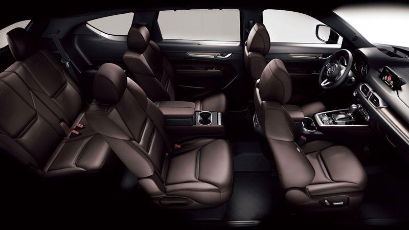 Xe 7 chỗ Mazda CX-8 2019 lắp ráp trong nước, cạnh tranh Honda CR-V - Ảnh 3